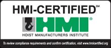 HMI Certificate